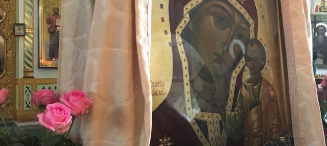 Крестный ход с иконой Божией Матери «Табынская» в Алнашском благочинии.